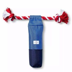 NWT Vineyard Vines Dog Tug Rope Toy Blue + Red
